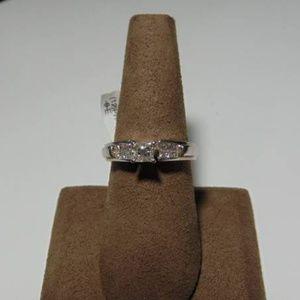 Jewelry - 14K White Gold Women's Diamond Engagement/Wedding